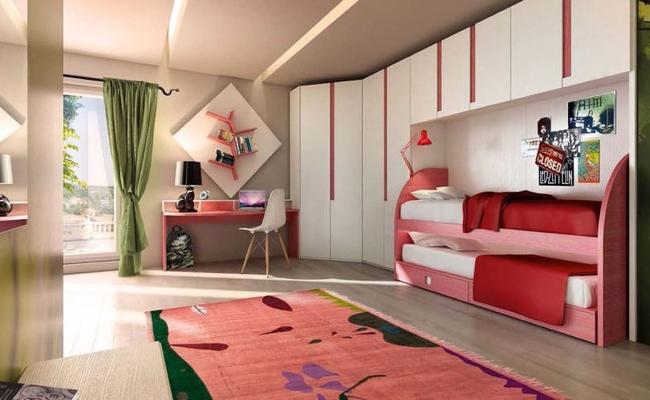 шкаф совмещенный с кроватью