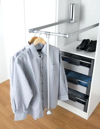 шкаф-купе с подъемным механизмом