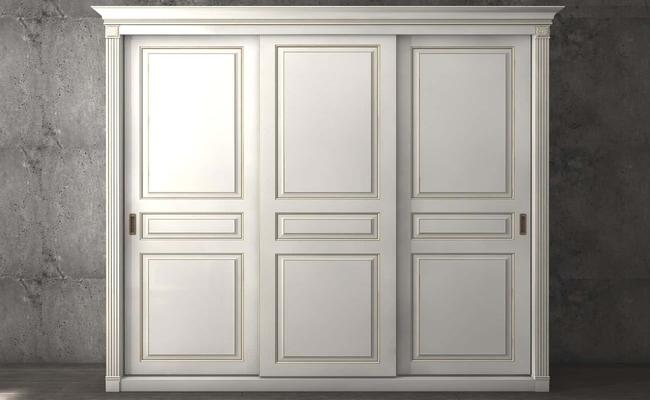 шкаф матовый