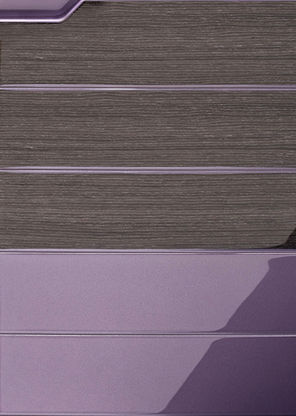 фасад мебельный шпон