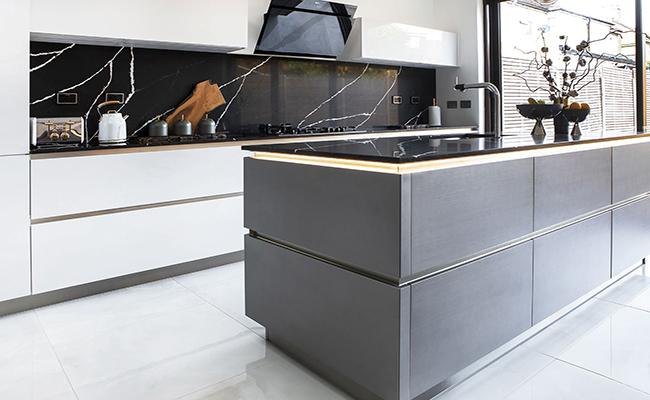 кухня в современно стиле